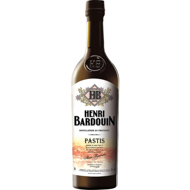 Distilleries de Provence - Pastis Henri Bardouin