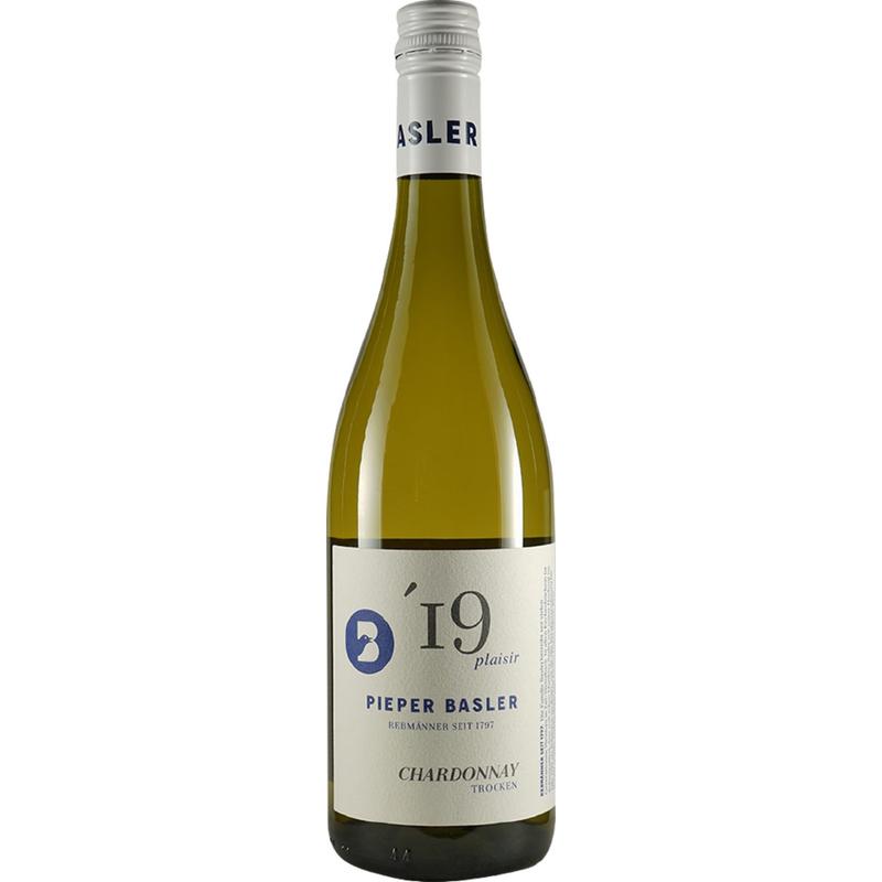Pieper Basler - Chardonnay Plaisir